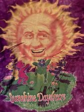 Vtg Grateful Dead T-Shirt 1995 Gdm Sunshine Daydream Bob Weir Xl Jerry Garcia