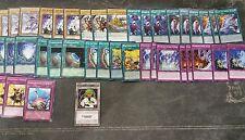 Yugioh Phantasm Spiral Dragon Deck 40 cards.  All near mint!