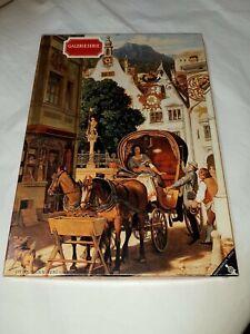 750 Pieces Puzzle Gallery Series - Die Honeymoon - Ravensburger - Rarity
