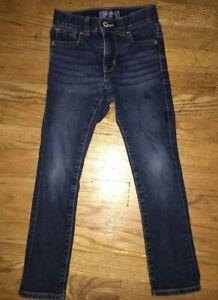 Old Navy Boy's Straight Droit Jeans Size 6 Slim