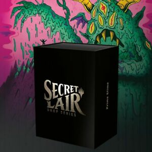 SEALED Secret Lair PRIME SLIME Magic The Gathering Wizard of Barge Dakota Cates