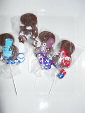 12 Disney Cars 3rd Birthday lollipop Party Favors Kids Party New