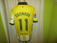 "Borussia Dortmund Nike Trikot 2006/07 ""ohne Hauptsponsor"" + Nr.11 Odonkor Gr.L"