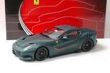 1:18 BBR Ferrari F12 TDF verde opaco FULL OPENING