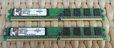 Kingston KVR800D2N6/1G (1GB PC2-6400 DDR2-800), DDR2 PC / Desktop / Computer RAM