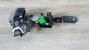 2004 HONDA CIVIC IGNITION LOCK WITH IMMOBILIZER 25001031905A