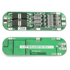 3S 12.6V 20A 18650 Li-ion Lithium 3-Cell Polymer Battery Board BBC