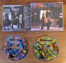 BRUCE SPRINGSTEEN - SUMMERNIGHT 2CD (Crystal Cat 363-64)