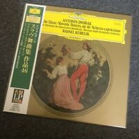 Antonín Dvorak Slawische Tanze Slavonic Dances Import UCJG-9014 2530466 200 Gram