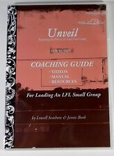 UNVEIL For Women Beginning the Process of Lust Free Living Coaching Guide DVD