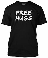 Free Hugs Funny Cool Geeky Loose Fit T-Shirt
