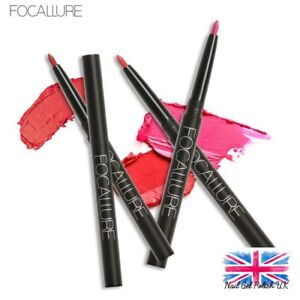 Focallure Lip Liner Lip Pencil Waterproof Creamy Long Lasting Precision Texture