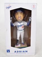 "NIB 2016 MLB Los Angeles Dodgers Adrian Gonzalez Bobble head 7"""