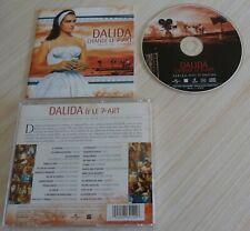 CD ALBUM DALIDA CHANTE LE 7 EME ART PARLEZ MOI D'AMOUR 24 TITRES 2003