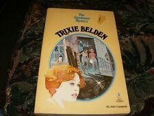 Trixie Belden Softcover Book#3 by Julie Campbell,1977, Good-Shape.