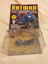 Eaglemoss Batman Automobilia - No.38 Legends of The Dark Knight (Batcycle)