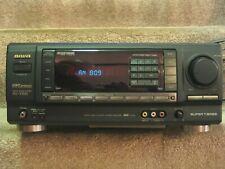 AIWA AV-X100 DIGITAL AUDIO SYSTEM VIDEO SURROUND SOUND RECEIVER