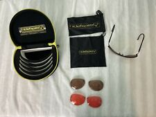 HiDefSpex Shooting Sunglasses Sport Lenses The System Performance Optics