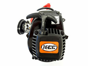 Rovan Baja 36cc Engine, 4 Bolt Gas, Petrol Motor Fits HPI Baja 5b 5T King Motor