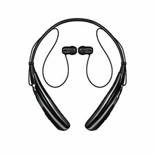 LG Tone Pro HBS-750 Wireless Bluetooth Stereo Headset Black Genuine