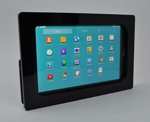 """Samsung Galaxy 8"""" Tablet Case Wall Mount Kit for POS Kiosk Show Store Display"""