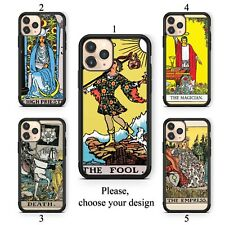 Tarot cards case for iphone 11 XR Pro SE Max X XS 8 plus 7 6 TPU cover SN