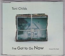 Toni Childs-I 've Got to Go Now-CD MAXI 1991 + REMIX