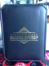 Circus Circus Murder Mystery His & Hers Watches New Quartz 2