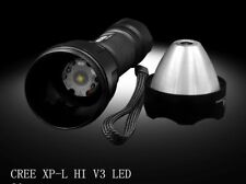 Manta Ray C8 UE XP-L Hi V3 3-mode Cool warm white Flashlight