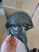 Original 1978 Us Military Helmet Used