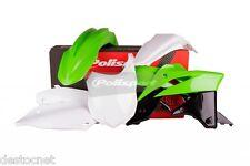 Kit plastiques Polisport  Couleur Origine Kawasaki KX250F   Année 2013-2016