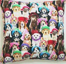 Handmade Cute puppy Dogs Home Decor Cushion Cover 45x45  50x50 New