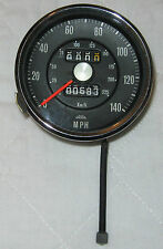 1967 Sunbeam Tiger Mk II Smiths Jaeger Speedometer Speedo Mk 2 Refurbished Orig