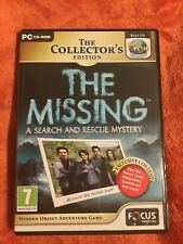 The Missing A Search and Rescue Mystery Collector's Edition PC Game