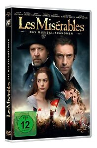 Les Miserables - DVD / Blu-ray - *NEU*