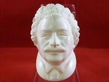 SMS Meerschaum Pipe! Albert Einstein by Erdogan Ege! Carved in Turkey!