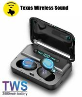 TWS Wireless earbuds bluetooth headphone 5.0 for Apple Iphone Ipad Ipod Android