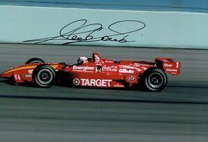 Alex ZANARDI Signed 12x8 CART Grand Prix Photo Autograph AFTAL COA