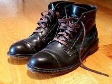 Wolverine 1000 Mile Captoe Boots sz 9