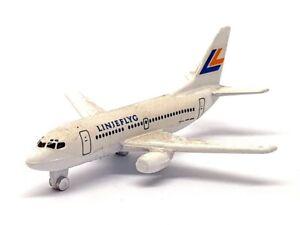 Schabak 1/600 Scale 945/70 - Boeing 737-500 Aircraft - Linjeflyg