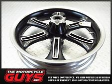 2013 09-16 POLARIS VICTORY CROSS COUNTRY FRONT WHEEL RIM BENT VIDEO OEM
