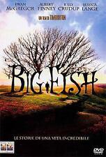 DVD •  Big Fish Le Storie di Una Vita Incredibile (2003) TIM BURTON ITALIANO