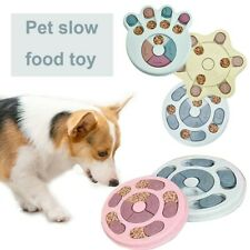 Interactive Dog Food Puzzle Toy - Treat Dispensing Dogs Slow Feeder Increase Iq