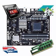 Bundle AMD Bulldozer FX-8300 +8GB DDR3+USB3.0/ Gigabyte Mainboard