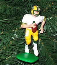 Brett Favre GREEN BAY PACKERS NFL Christmas tree football figure ornament