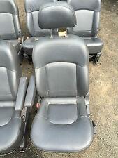 Hyundai Trajet Typ. FO Ledersitz Sitz Fahrersitz vorne Links - frabe : Grau