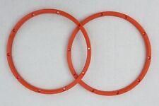Plastic inside beadlock Orange fit 1/5 HPI BAJA RV KM 5B