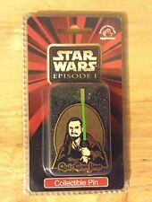 Star Wars Episode 1 Collectible Pin Qui-Gon Jinn