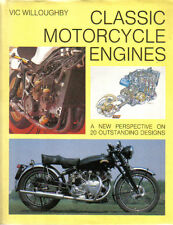 Classic Motorcycle Engines Rudge DKW Velocette Vincent JAP BMW NSU MZ Jawa +