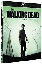 The Walking Dead - Blu-Ray -Intégrale Saison 4 NEW VF 5 DVD mmoetwil@hotmail.com